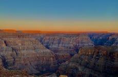 Excursión al Gran Cañón al atardecer