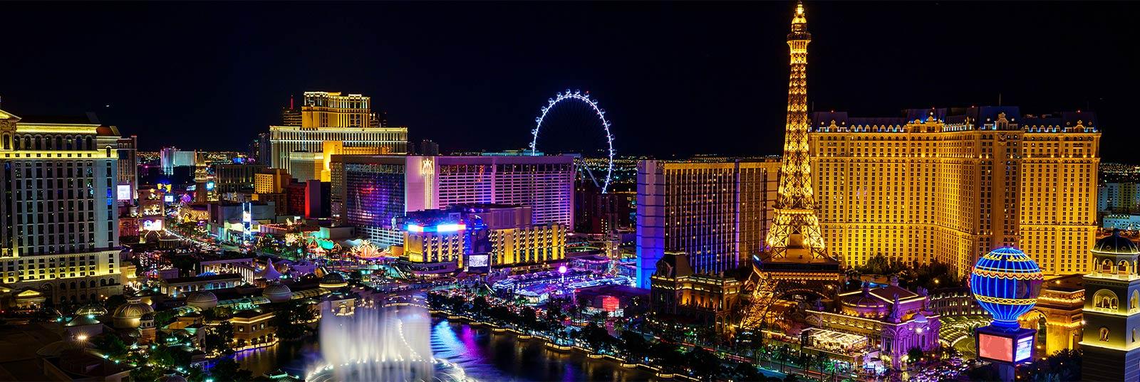 Guía turística de Las Vegas