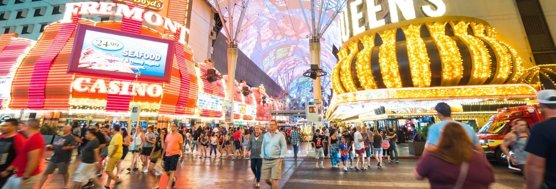 Paseo por la cara oculta de Las Vegas