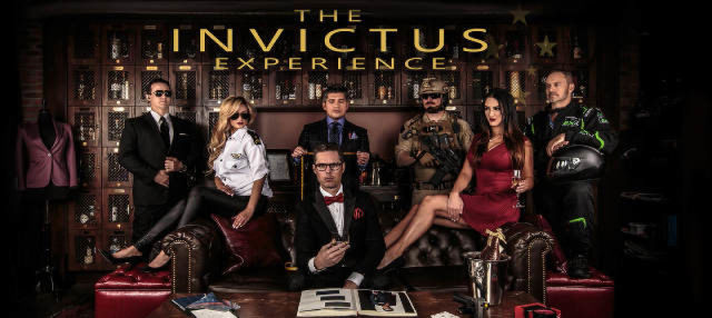 The Invictus Experience: espionaje en Las Vegas