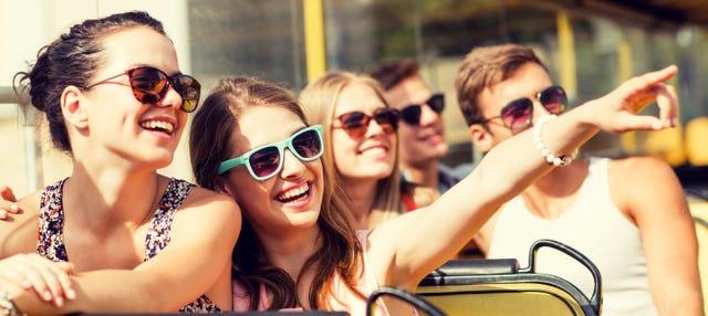 Bus touristique de Los Angeles