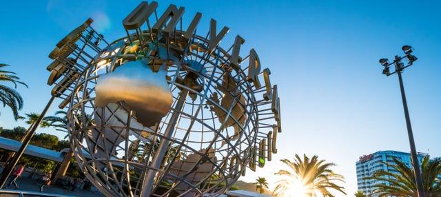 Entrada a Universal Studios Hollywood