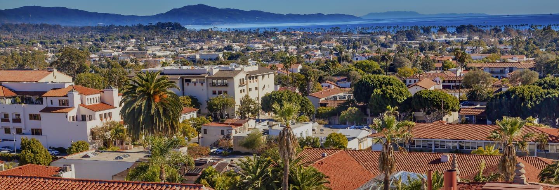 Excursion à Santa Barbara et au château Hearst