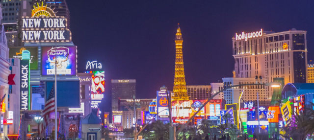 Excursión de 2 días a Las Vegas y el Gran Cañón