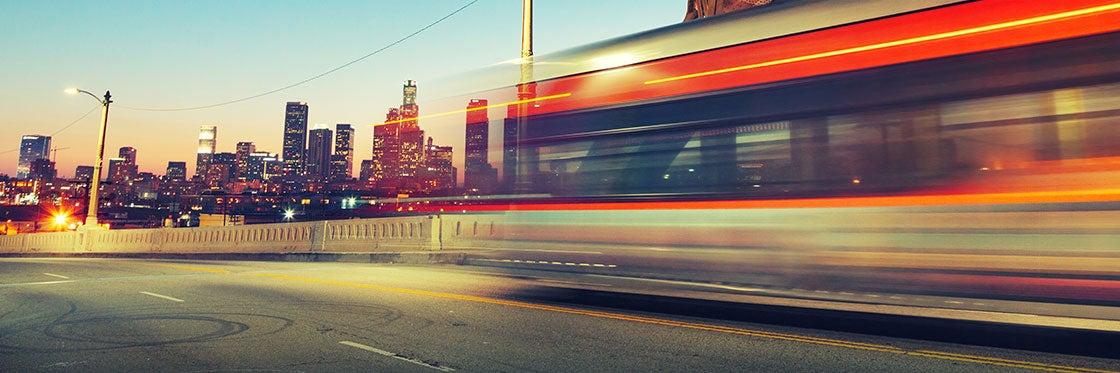 Transporte en Los Ángeles