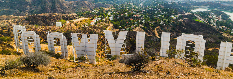 Randonnée jusqu'au Hollywood Sign
