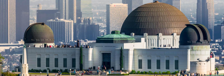 Tour panorâmico por Hollywood