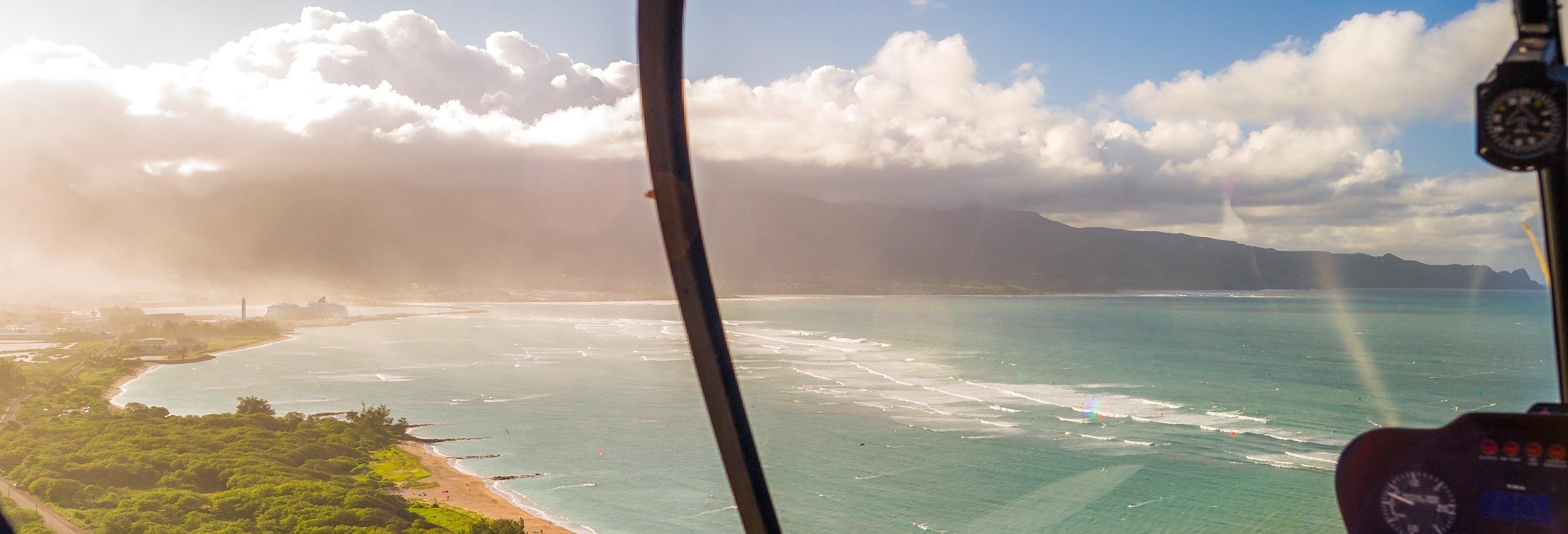 Vol en hélicoptère à Maui