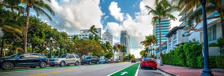 Aluguel de bicicleta em Miami