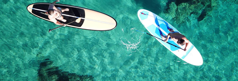 Aluguel de paddle surf em Miami