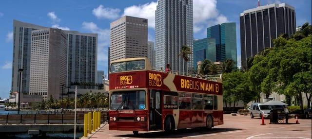 Autobus turistico di Miami