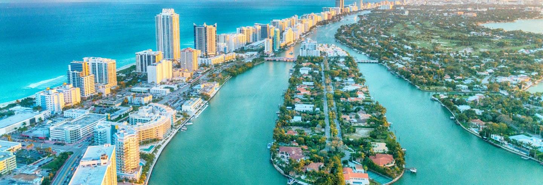 Visita guiada por Miami