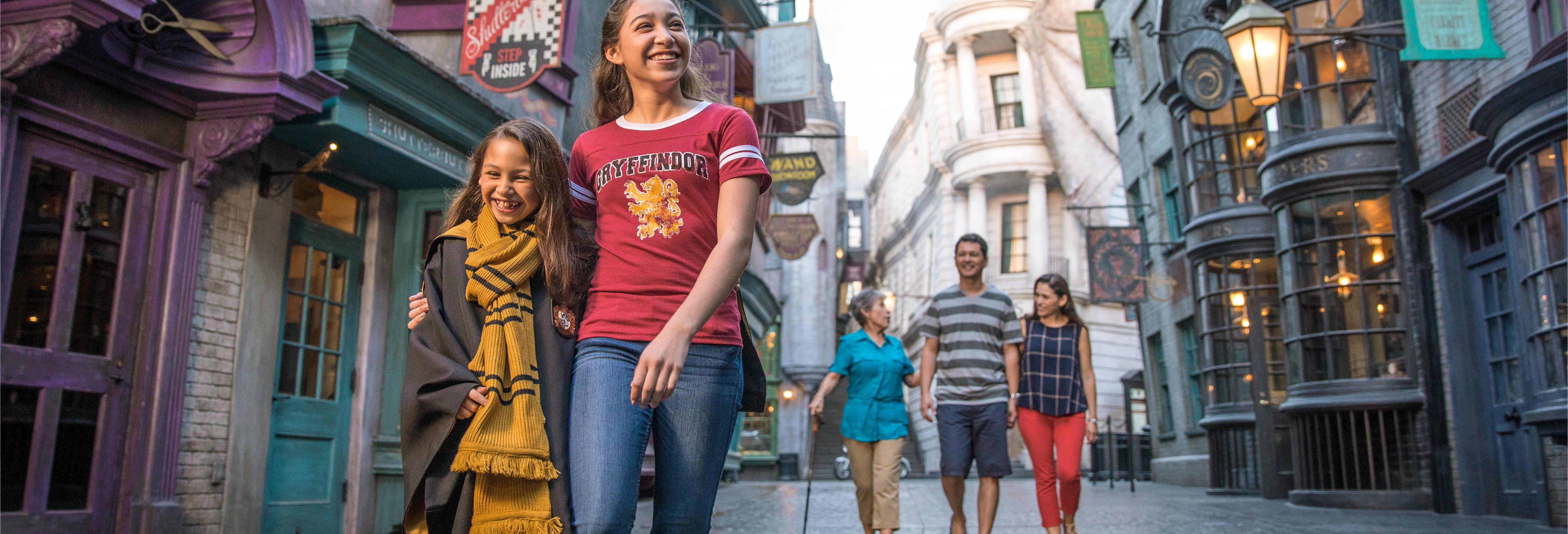 Excursão ao Universal Studios Orlando