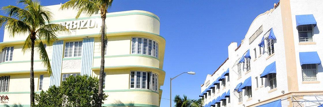 Art Deco District