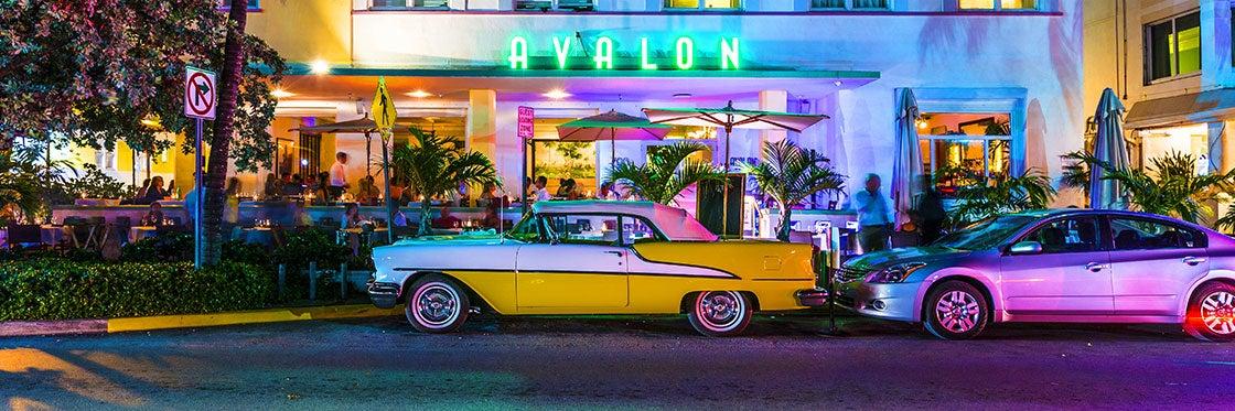 Nightlife in Miami