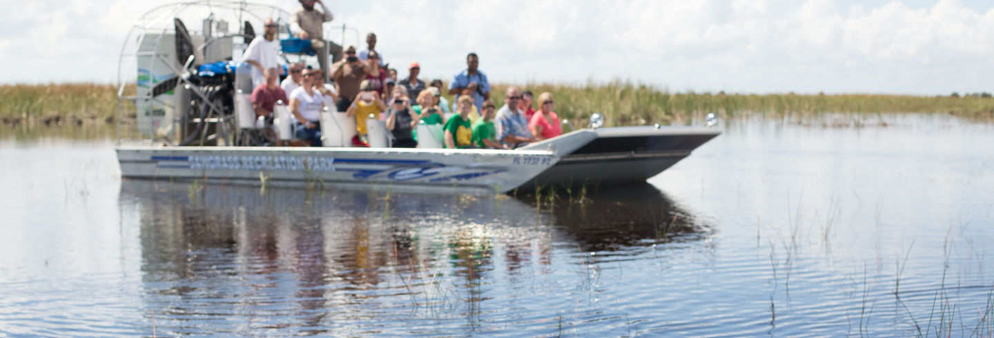 Everglades Airboat Eco Adventure