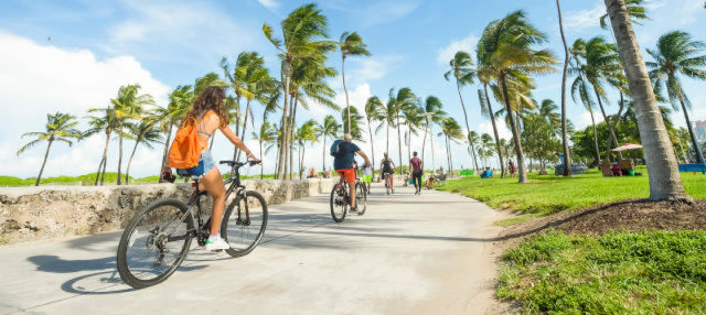 Tour in bici di South Beach