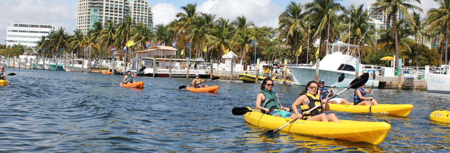 Miami Kayak Rental