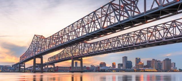 Autobus turistico di New Orleans