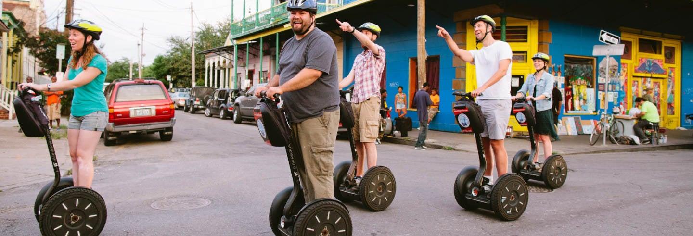 Tour en segway por Nueva Orleans