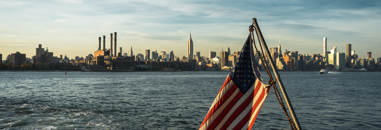 New York Sailing Boat Tour