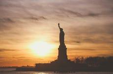 Crociera al tramonto a New York