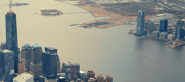 Promenade en bateau au sud de Manhattan