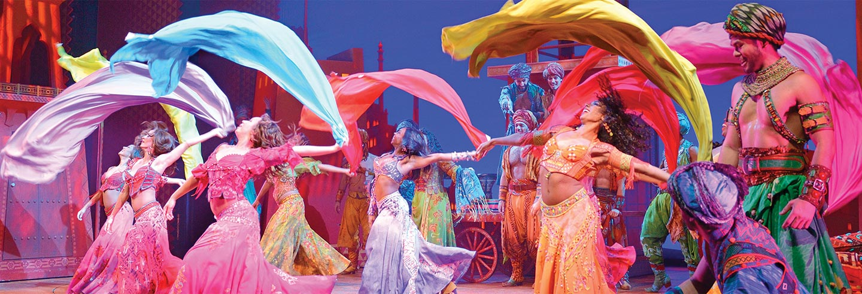 Tickets pour Aladdin
