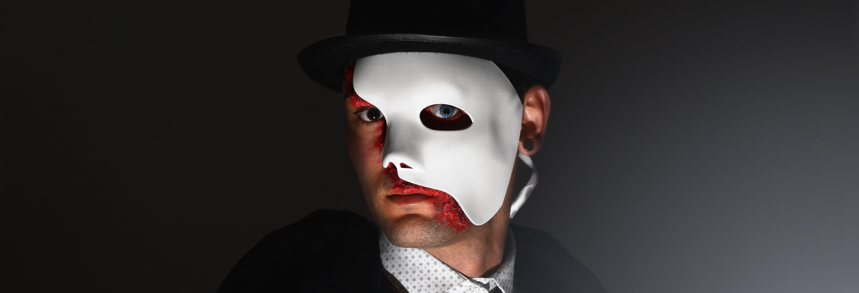 Ingressos para O Fantasma da Ópera