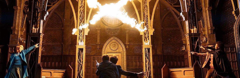 Entradas para Harry Potter y el legado maldito