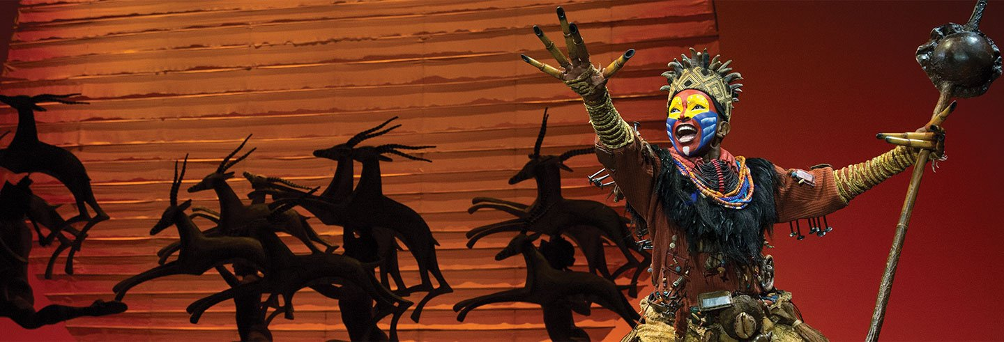 The Lion King Broadway Tickets