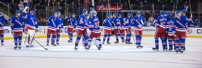 Entradas para la NHL: New York Rangers