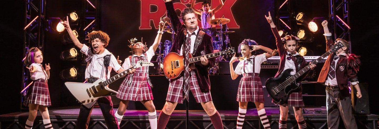 Entradas para School of Rock