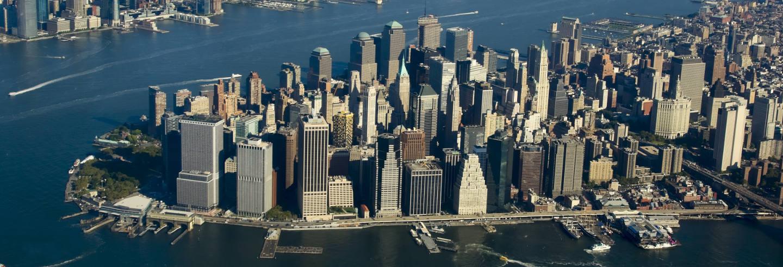 Nueva York por tierra, mar y aire