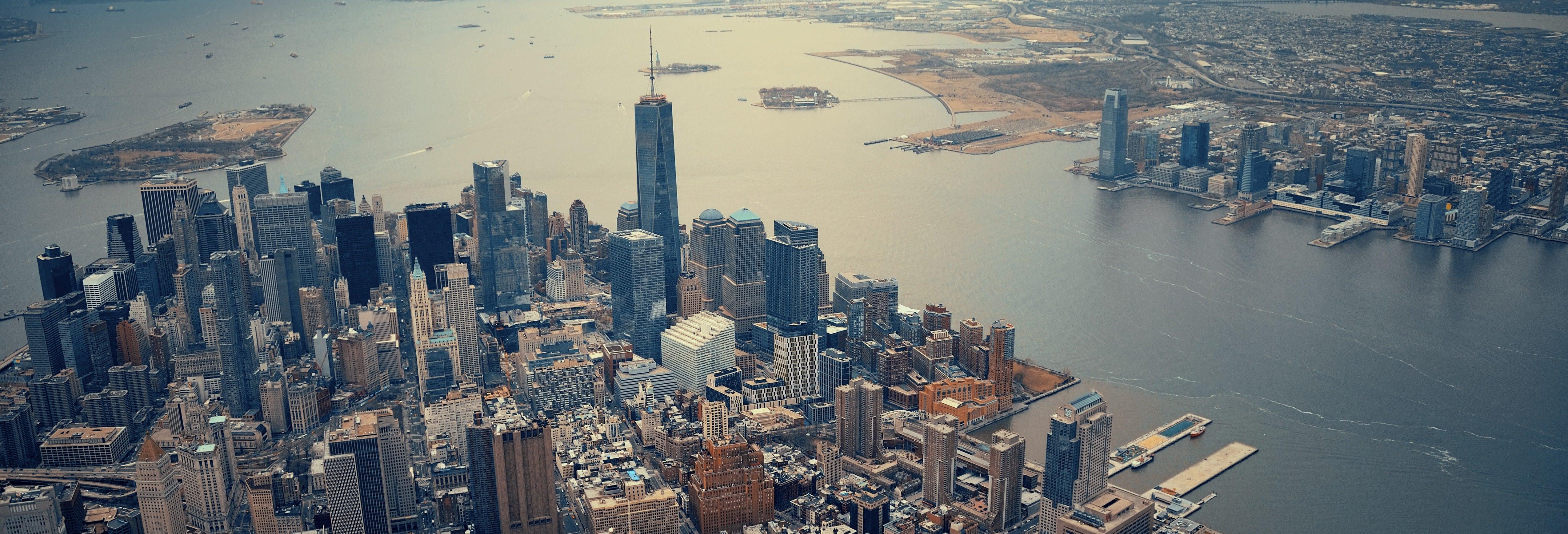 Passeio de helicóptero por Nova York
