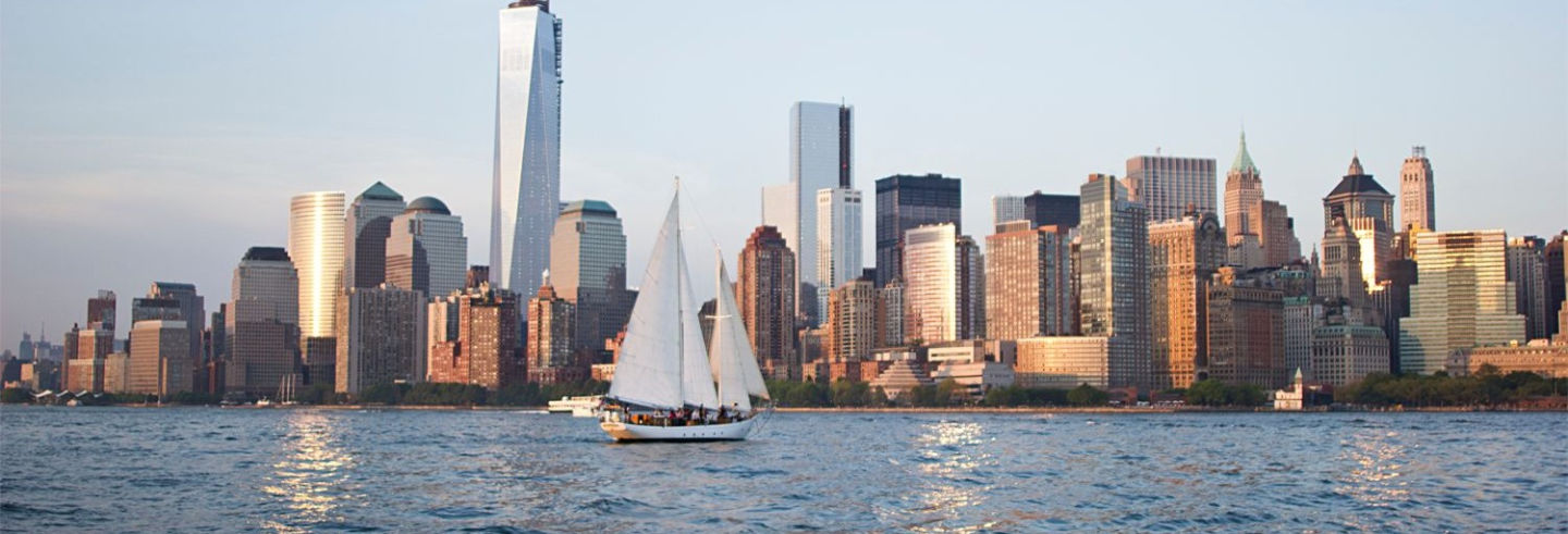 Passeio de veleiro por Nova York