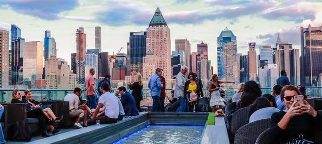 Tour por los bares con terraza de Nueva York