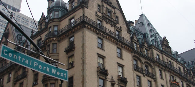Tour de los fantasmas del Upper West Side
