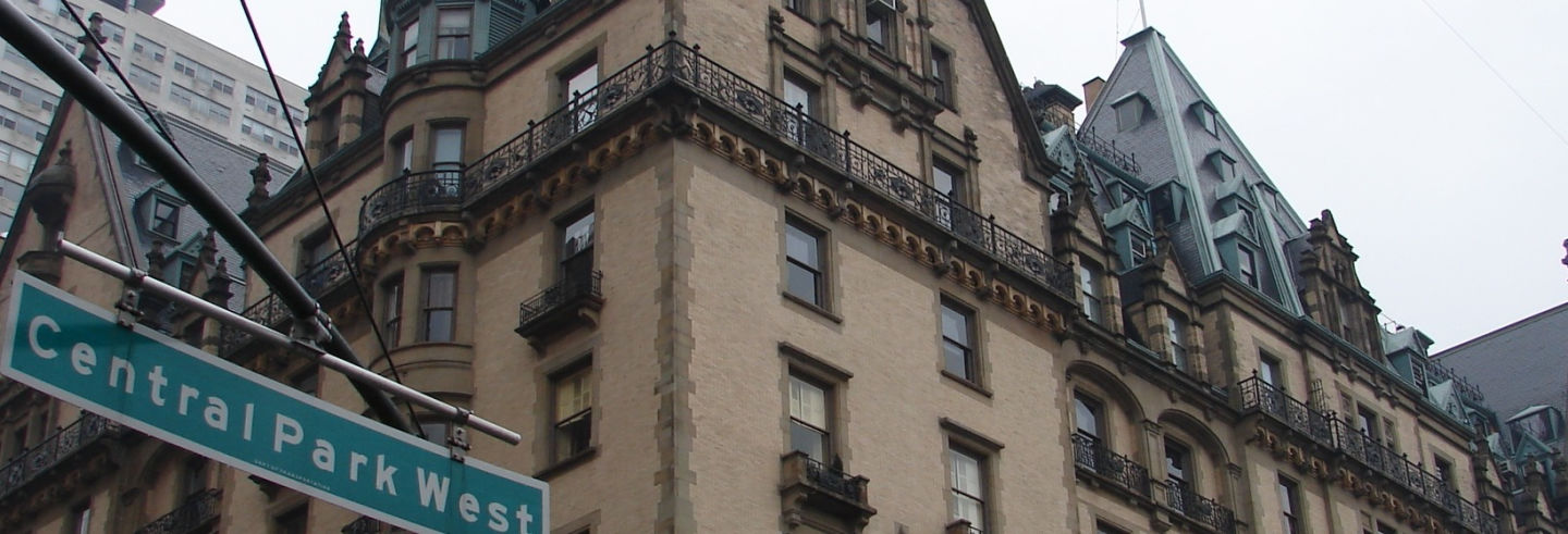 Tour de los fantasmas del Upper West Side