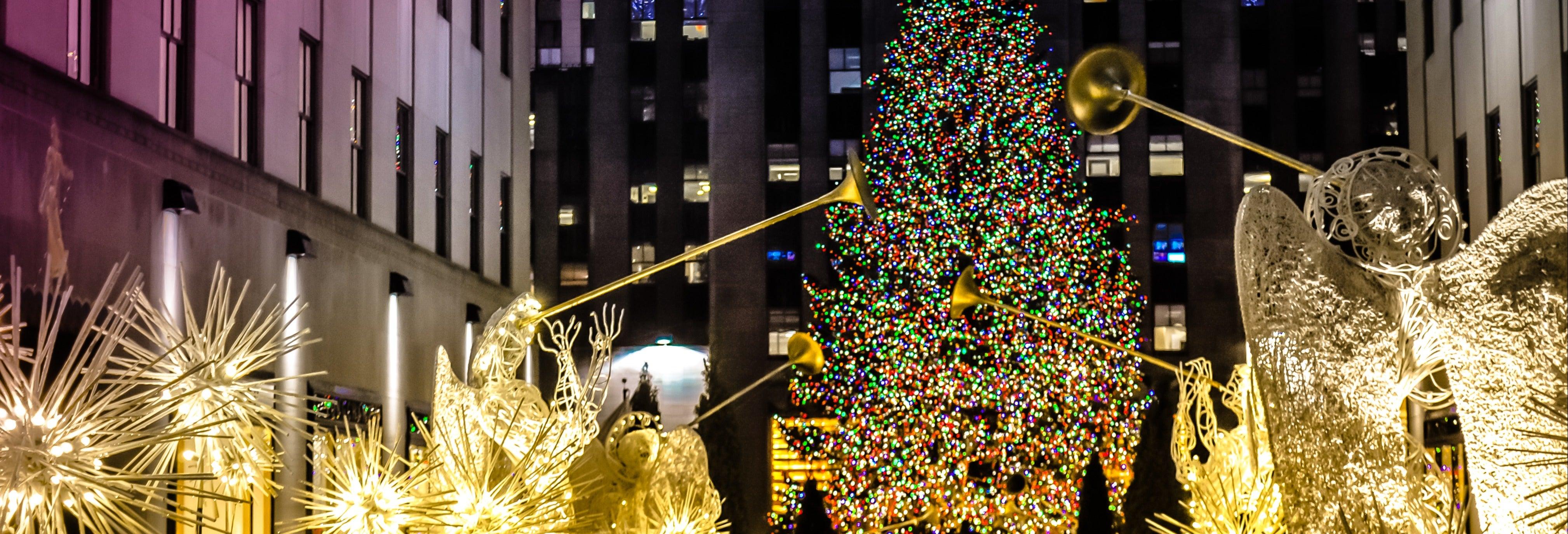 Tour navideño por Manhattan