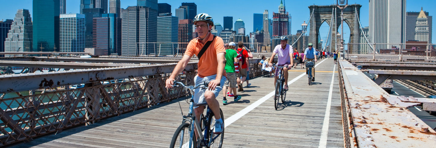 New York Private Bike Tour