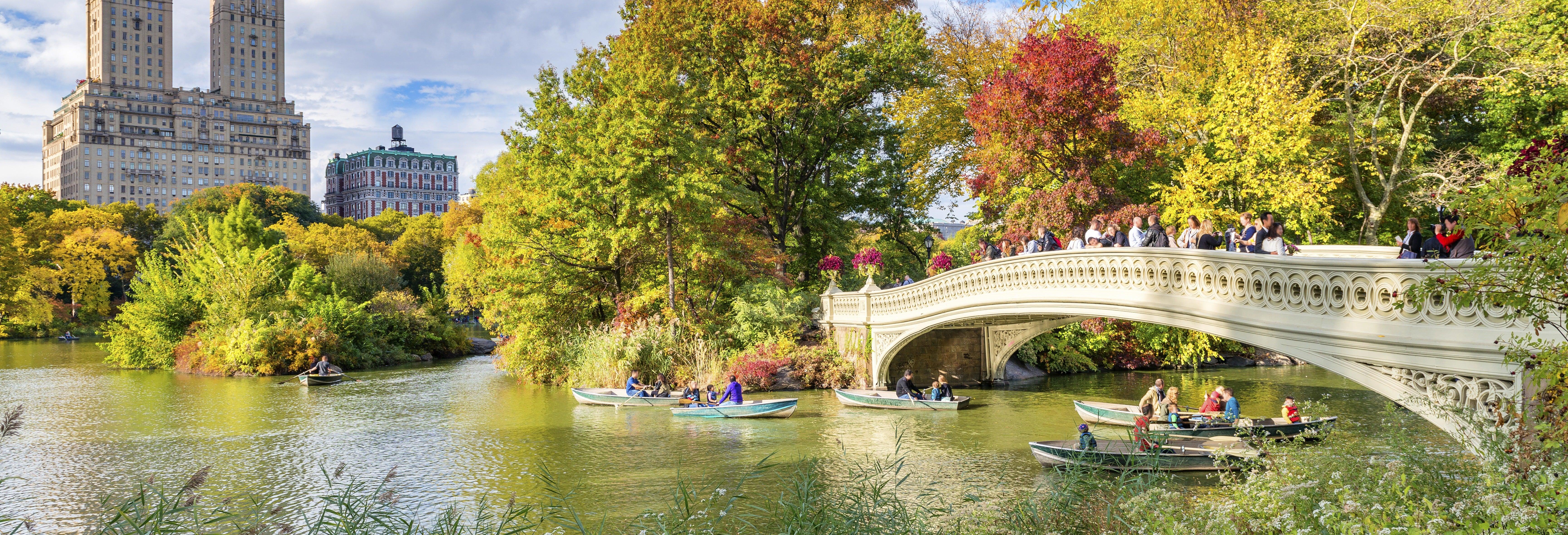 Visite à travers les scènes de films et de séries de Central Park