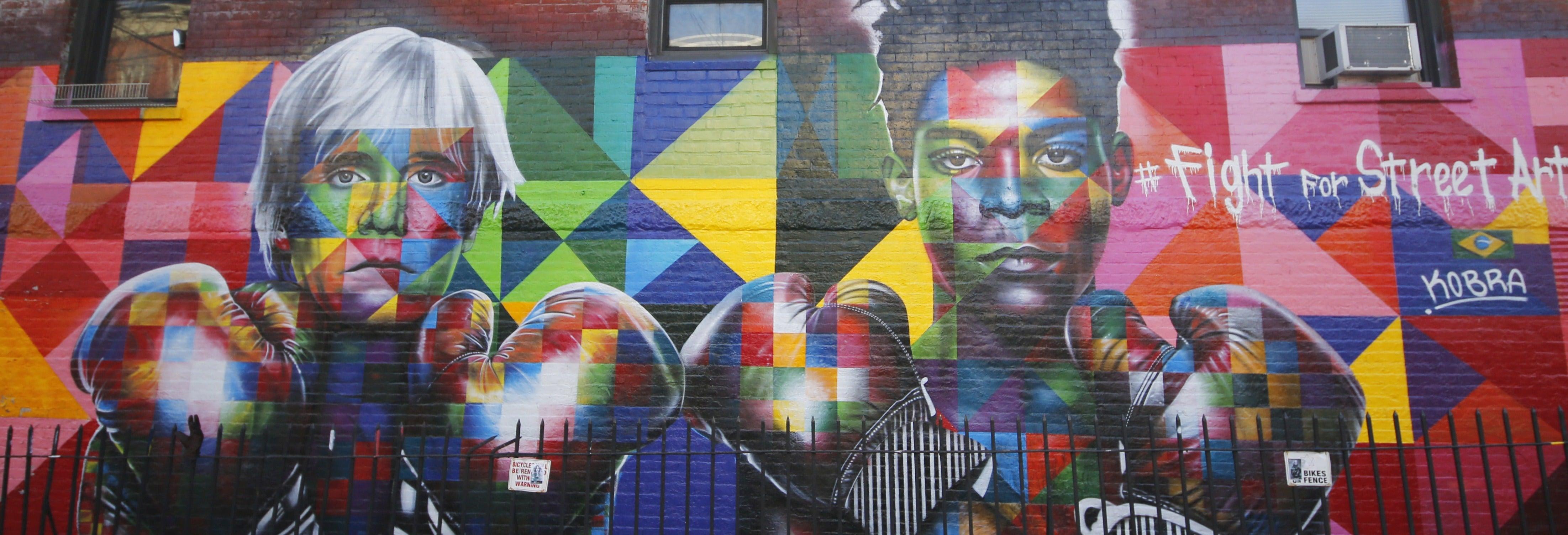 Visite autour du street art et de la culture hipster à Brooklyn