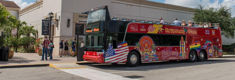 Autobús turístico de Orlando