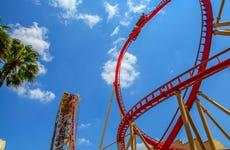 Entrada a Universal Orlando Resort