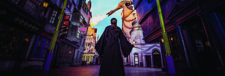Excursion libre à l'Universal Orlando Resort