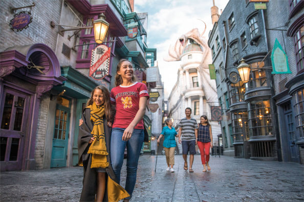 The Wizarding World of Harry Potter™