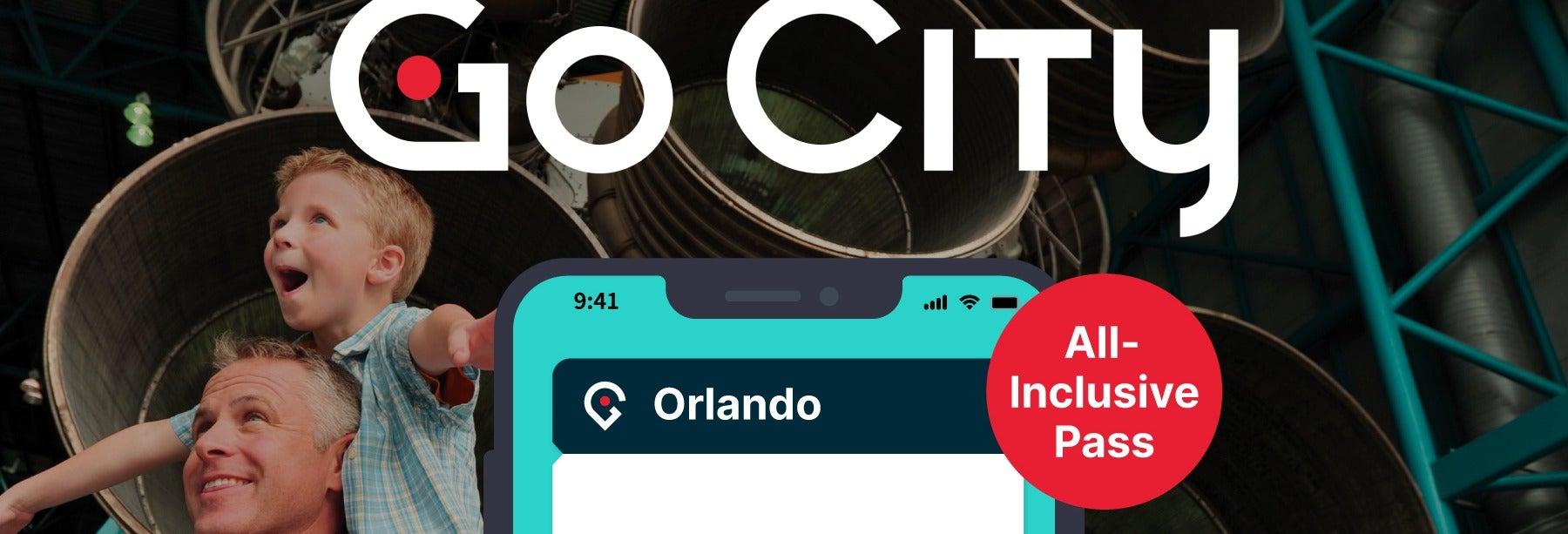 Go Orlando All-Inclusive Pass