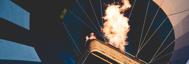 Giro in mongolfiera ad Orlando