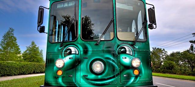 Trolebús turístico de Orlando